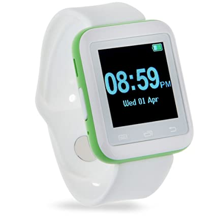 Padgene Bluetooth 3.0 New SmartWatch for Samsung S3 / S4 / S5 / Note 2 / Note 3 / Note 4, HTC one M8 / M9, Nexus 6, Sony and other Android ...