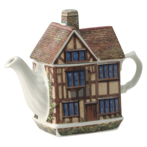 James Sadler Teapots - Shakespeares Cottage