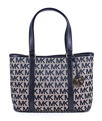 Michael Kors Summer Large EW Tote Signature Jacquard by Michael Kors