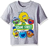 Sesame Street Boys Toddler Short Sleeve T-Shirt