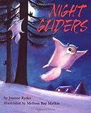 Night Gliders, Joanne Ryder, 0816738211