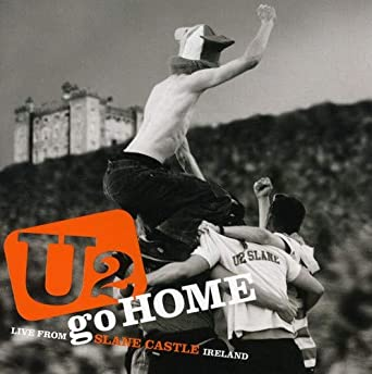 cd u2 live from slane castle