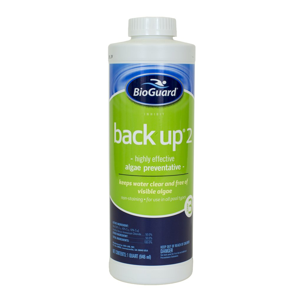 BioGuard Back Up 2 (1 qt) (12 Pack) by BioGuard