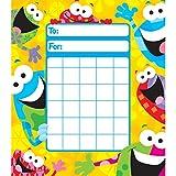 apple behavior chart - Frog-tastic!™ Incentive Pad
