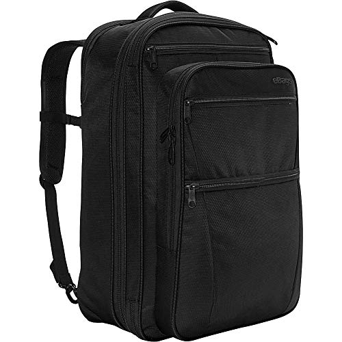 (ebags etech 3.0 Carry-On Travel Backpack With Expandable Sides - Fits 17