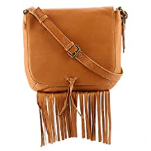 Lucky Brand Flap Cross-Body Bag