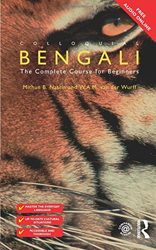 Colloquial Bengali (Colloquial Series (Book Only))