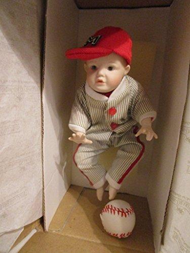 Ashton Drake Porcelain Doll - Michael Ashton Drake Porcelain 6' Doll - #92041