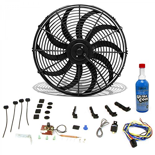 Zirgo 10387 High Performance Cooling System Kit