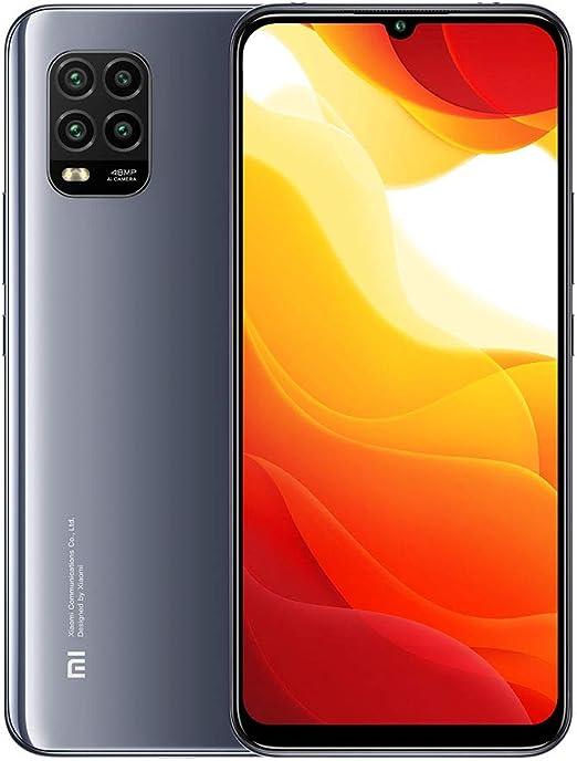 Xiaomi Mi 10 Lite 5G Smartphone 6GB 128GB 6.57 AMOLED 48MP Quad-cámara 4160mAh (Typical) NFC Negro [español versión]: Amazon.es: Electrónica