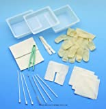 Complete Tracheostomy Cleaning Tray, Kit Trach Clean W- 2 Glv, (1 CASE, 20 EACH)