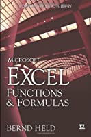 Microsoft Excel Functions & Formulas Front Cover