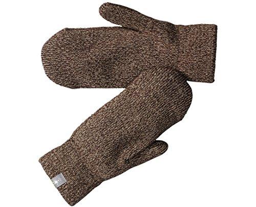 n (Taupe) Small/Medium (Nylon Wool Mittens)