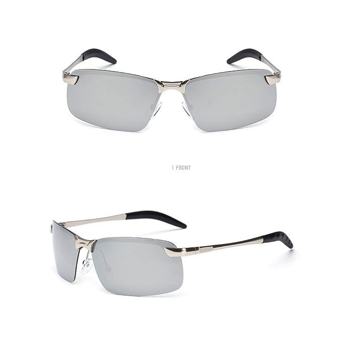Gafas de sol polarizadas UV400 gafas de sol deportivas para el paseo de deportes al aire