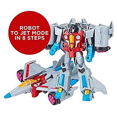 Transformers: Cyberverse Starscream action figure: Toys & Games