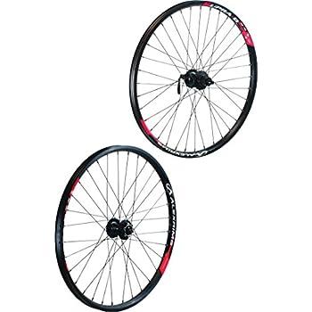 Image of Cycling Wheel Al 26 Set Alex Supra-D/M475 Disc Only Black