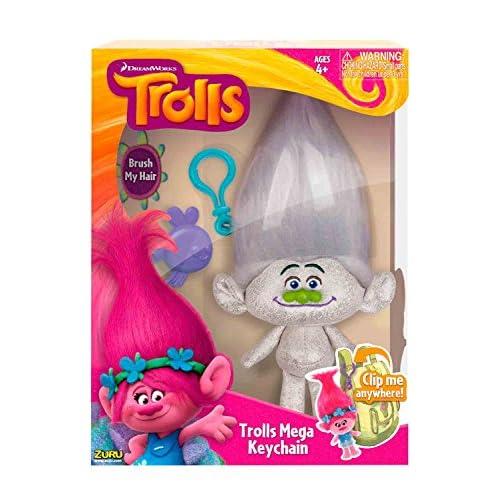 Trolls 34241 - Porte-Clés - Guy Diamond - 22 cm