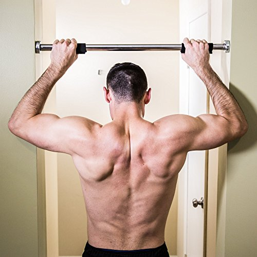 JFIT j/fit Deluxe Doorway Pull-Up Bar