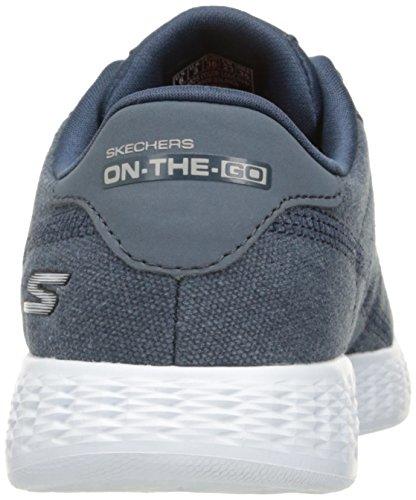 SKECHERS GO Basket modèle marque couleur Blue Basket GLIDE Blue THE Navy White SKECHERS ON qzqftxS