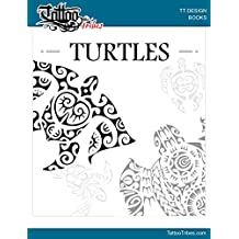 TURTLES - Design Book (TattooTribes Design Books 2)
