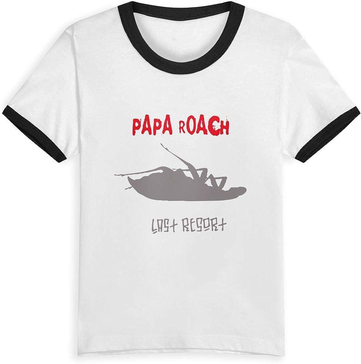 Papa cucaracha 2-6Y Camiseta Estampada de Dibujos Animados ...