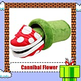 Lopbraa Piranha Plants Cannibal Flower Style