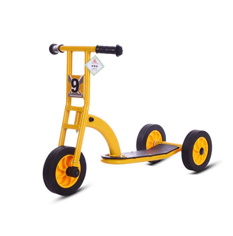 CZALBL Toy Scooter, 2-6 años de Edad, un Andador de Juguete ...