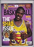 BECKETT BASKETBALL MAGAZINE THE SHAQ ISSUE ISSUE 305 FEBRUARY 2018