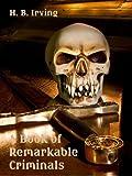 Bargain eBook - A Book of Remarkable Criminals