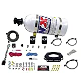 Nitrous Express 20934-10 90mm EFI Nitrous Kit with 4-Bolt Plate for GM LS Engine
