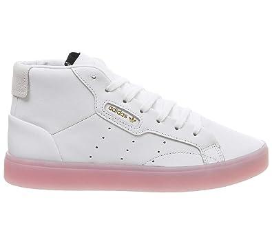adidas Sleek Mid Trainers: Amazon.co.uk: Shoes & Bags