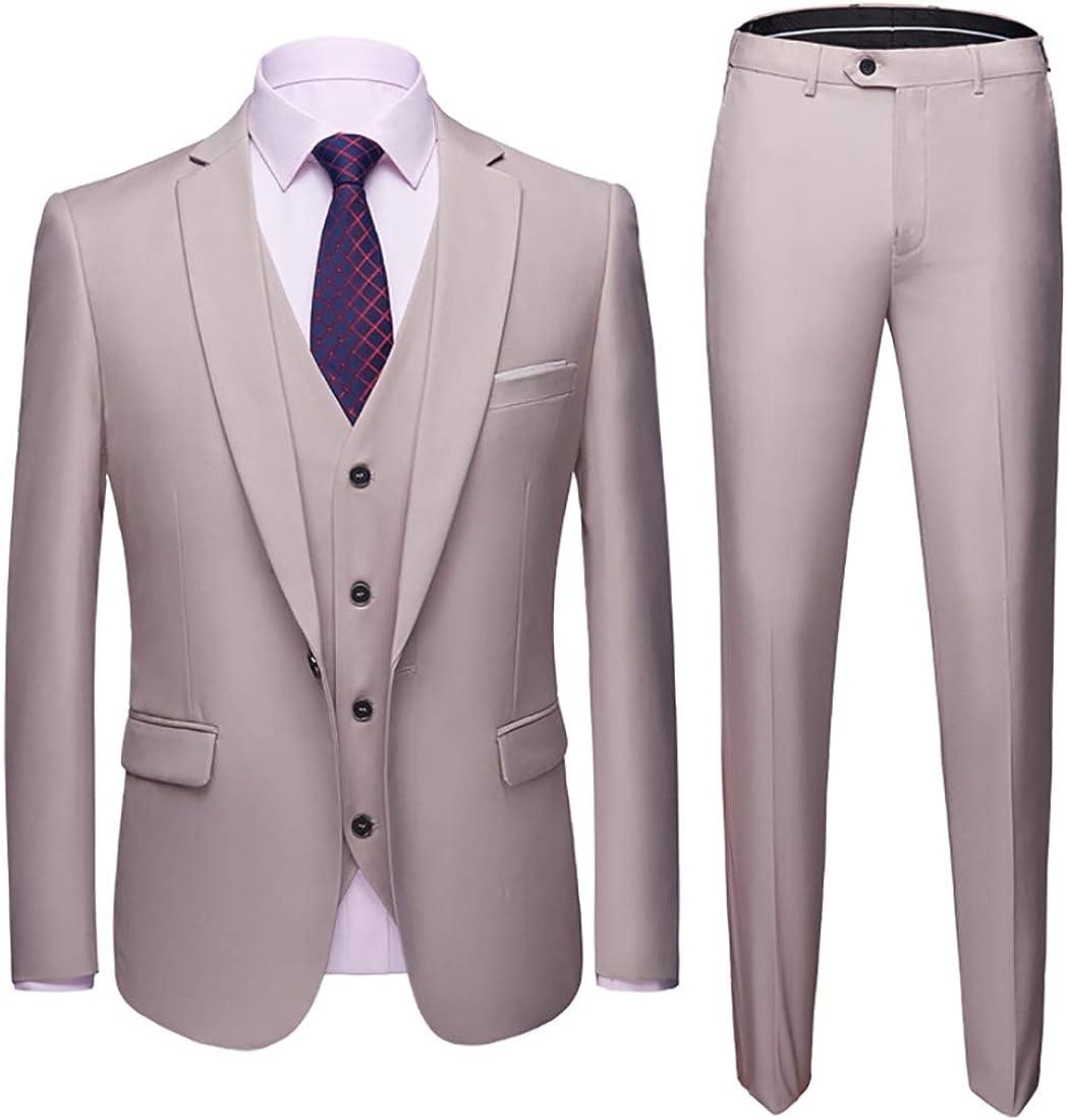 men waistcoat and trousers *set*