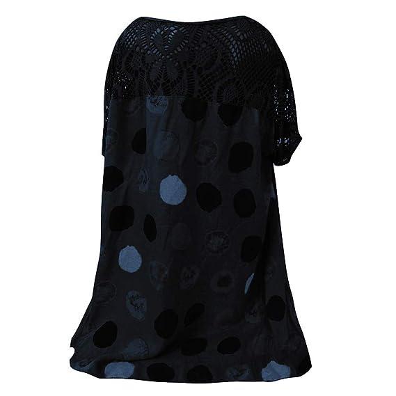 Amazon.com: YKARITIANNA 2019 Dot Pattern Women Fashion ...