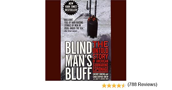 blind man's bluff audio book