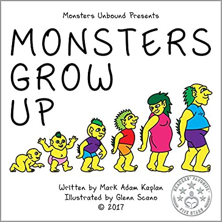 Monsters Grow Up