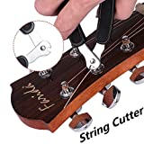 DODOMI Professional Guitar String Winder Cutter and