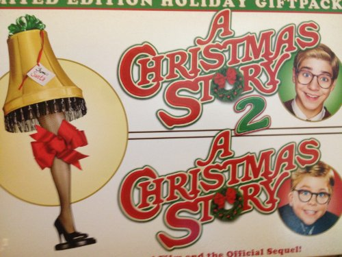 Warner Brothers Halloween 2019 (A Christmas Story / A Christmas Story LIMITED EDITION 2 Pack DVD)