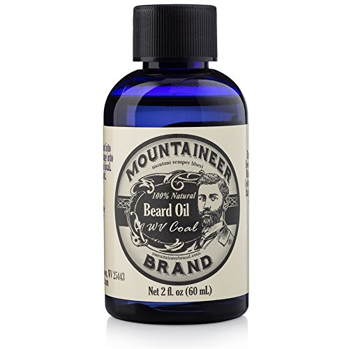 Beard Oil Mountaineer Brand bottle product image
