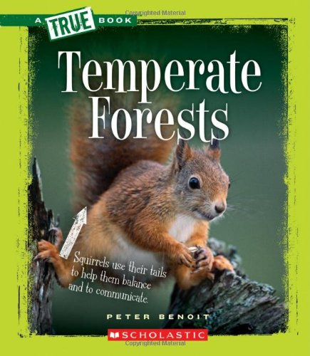 Download Temperate Forests (A True Book) PDF