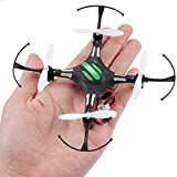 USHOT JJRC H8 Mini 2.4G 4CH 6 Axis RTF RC Quadcopter Led Night Lights CF Mode- Drones/Drone Charger/Quadcopter Drone Batteries/RC Helicopter Parts /