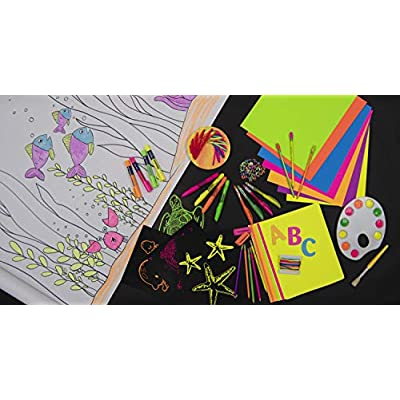 Pacon Neon Art Paper, 9