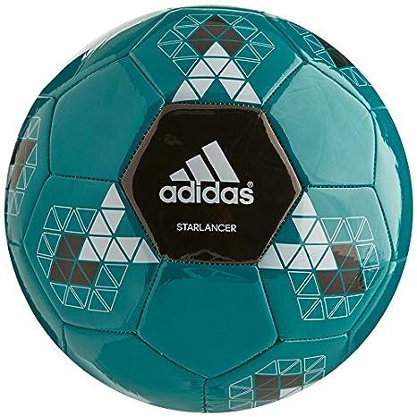 Balón de fútbol oficial talla 5 globos starlancer adisas 02508 ...
