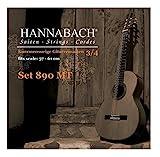 Hannabach 890 MTW 3/4 Children Guitar Set (G3 wound) Scale 57-61cm