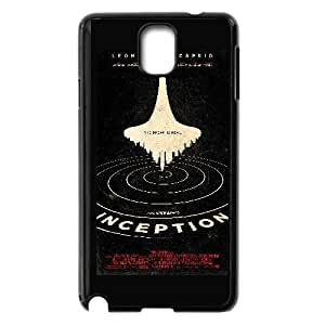 Retro Inception Poster Movie 21 Samsung Galaxy Note 3 Cell Phone Case Black 6KARIN-205916