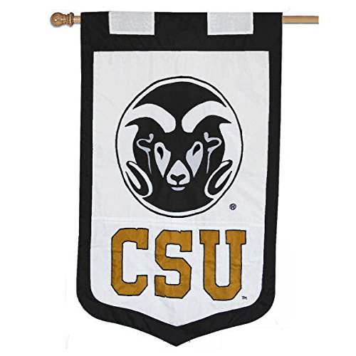 Colorado State Rams Banner Flag by College Flags and Banners Co.