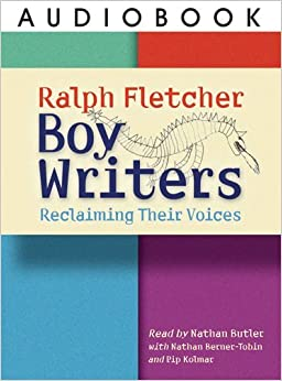 Book Boy Writers (Audiobook): Reclaiming Their Voices by Fletcher Ralph (2008-01-02)