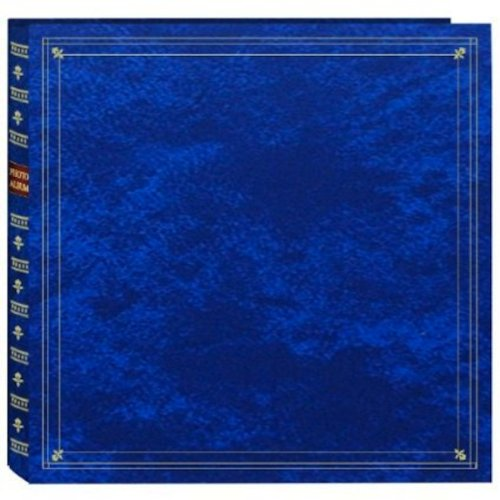 pioneer-memo-pocket-album-royal-blue
