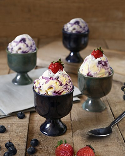 set-of-4-ice-cream-glass-bowl-cup-containers-ceramic-green-pot-kitchen-dining-serveware-accessories