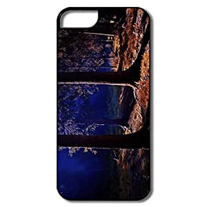 Custom Section Fit Series Forest IPhone 5/5s Case For Friend