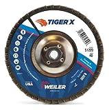 Flap Disc, 4-1/2inx60Grit, 5/8-11, 13000RPM
